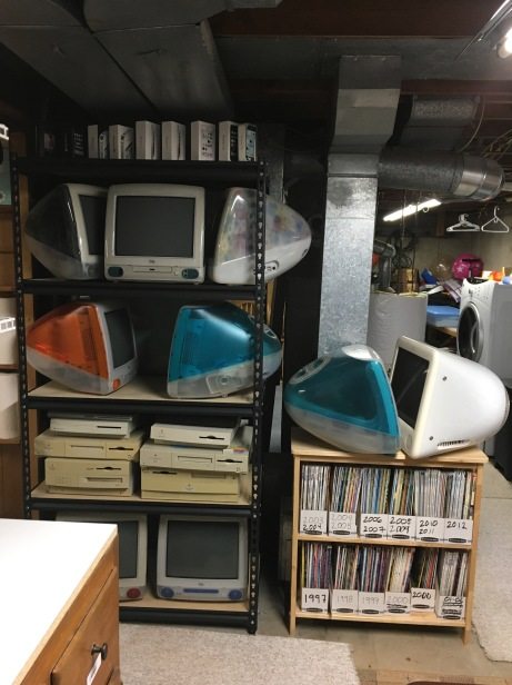 iMacs, LC's and Magazines